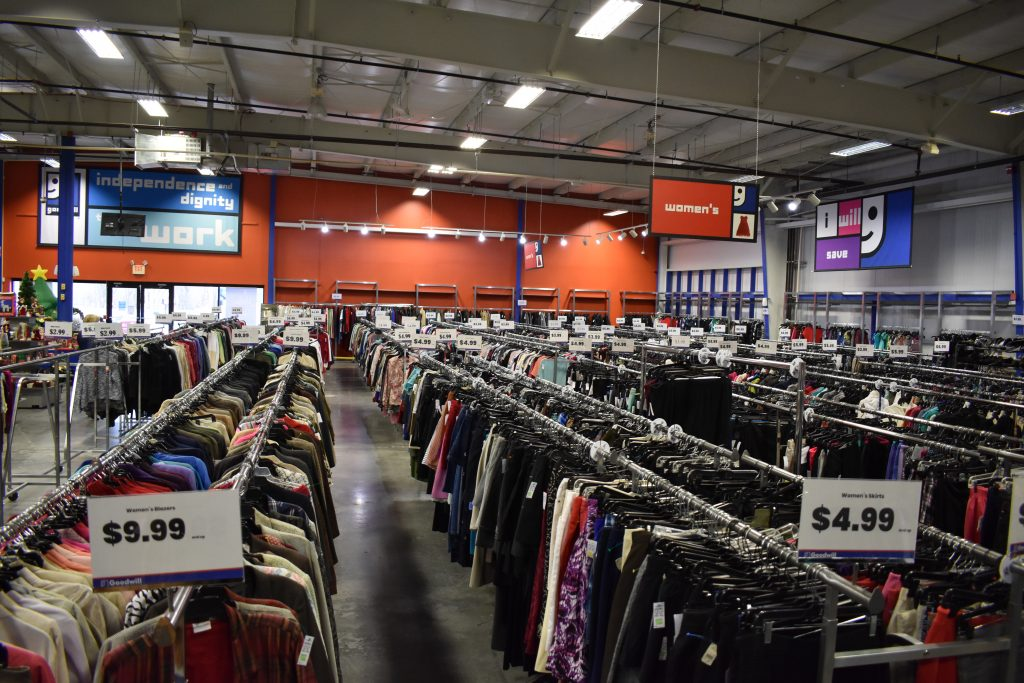 South Attleboro MA Goodwill Store And Donation Center Goodwill Of